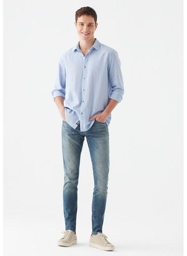 Mavi James Mavi Black Vintage Mavi Jean Pantolon Mavi